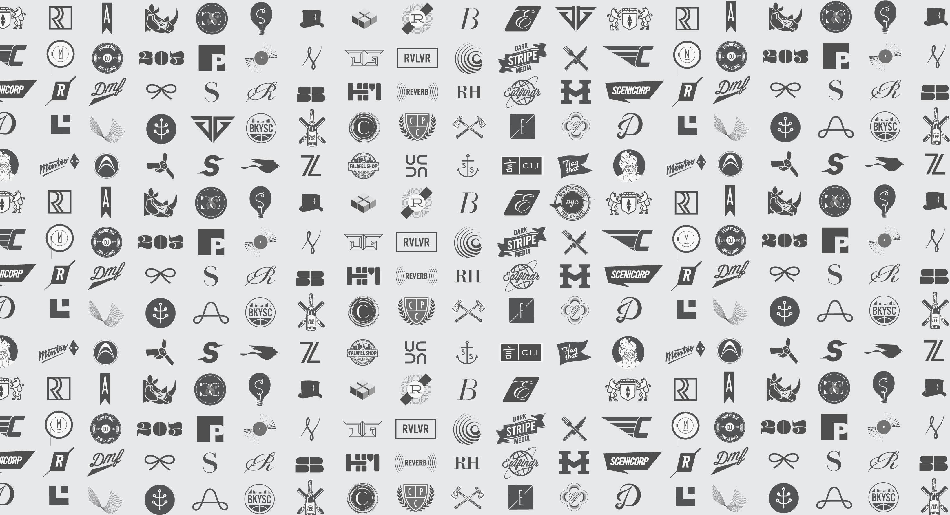 Mẫu thiết kế logo đẹp