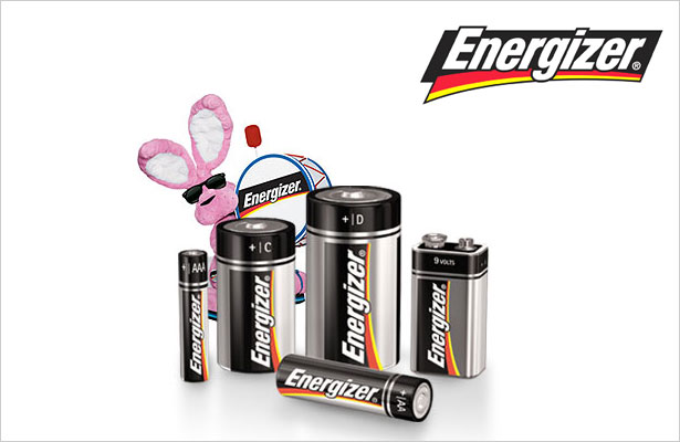 Slogan của Energizer