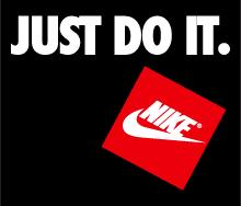 Slogan Just do it của Nike