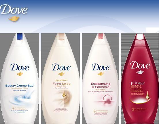 Slogan Dove - Không ai hiểu làn da bạn bằng Dove