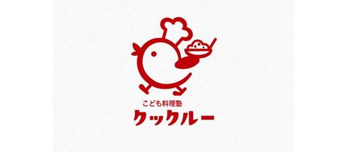 Mẫu logo con gà đẹp - 22