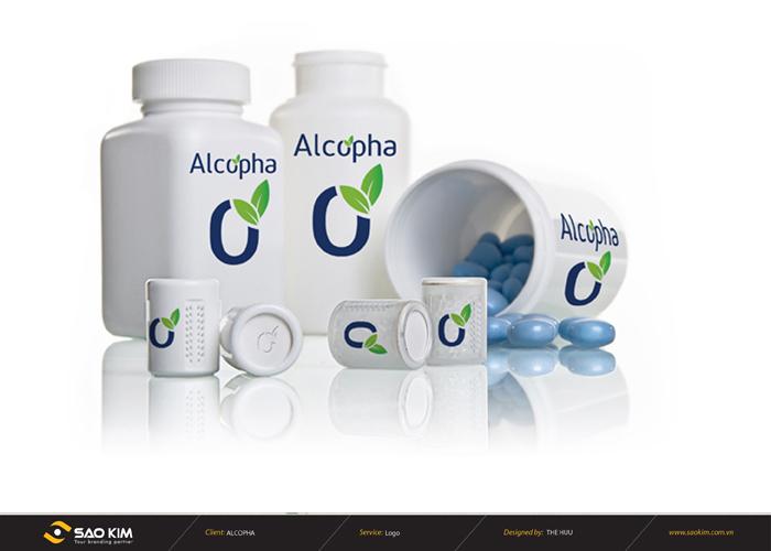 Thiết kế nhận diện thương hiệu công ty dược phẩm trung ương 2 ( CODUPHA