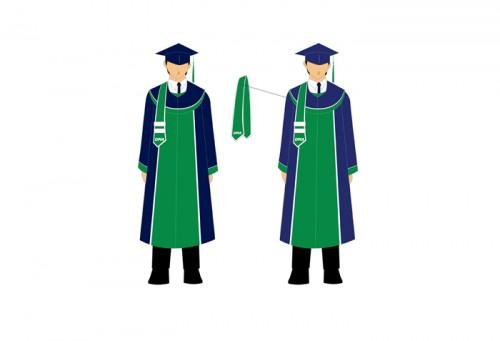 Đồng phục thương hiệu trường học DMA