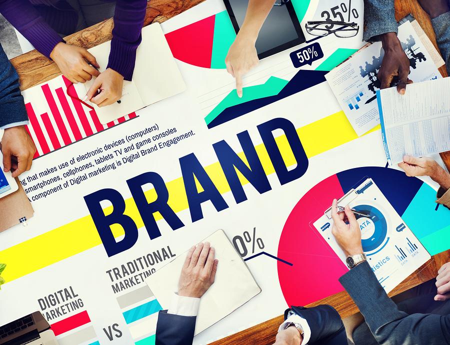 Brand Branding Marketing Strategy Identity Concept