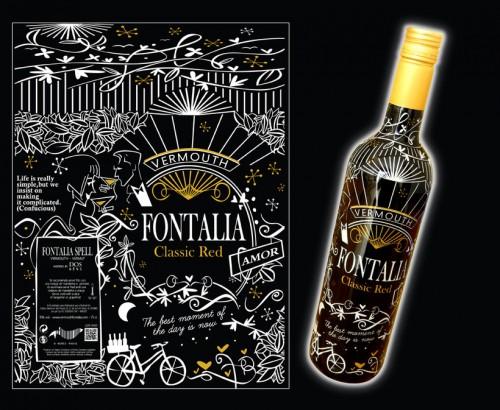 FONTALIA CLASSIC-DORADO