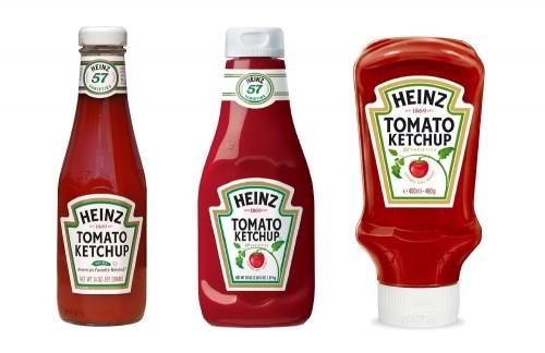 Cải tiến bao bì Ketchup