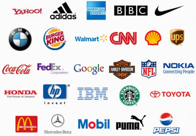 Shaped-Logos