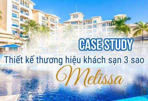 Case Study: Đặt tên, Thiết Kế Logo Và Bộ Nhận Diện Thương Hiệu Khách Sạn 3 Sao Melissa