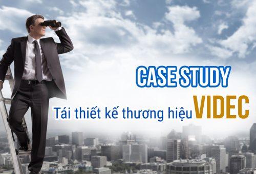 Case study: Thiết kế Logo, Website, Profile và Bộ nhận diện thương hiệu Tập đoàn VIDEC