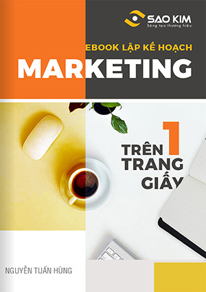 Lap ke hoach marketing tren 1 trang