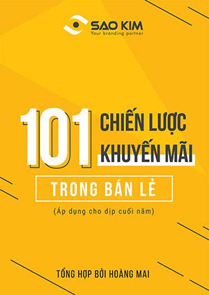 Ebook 101 chiến lược khuyến mại trong bán lẻ