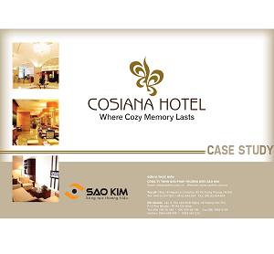 Case study đặt tên khách sạn cho Cosiana Hotel