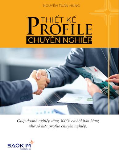 Ebook Thiet ke profile chuyen nghiep