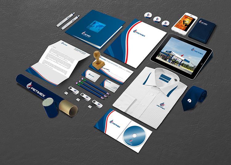 Bộ nhận diện thương hiệu Petimex do Sao Kim thiết kế.