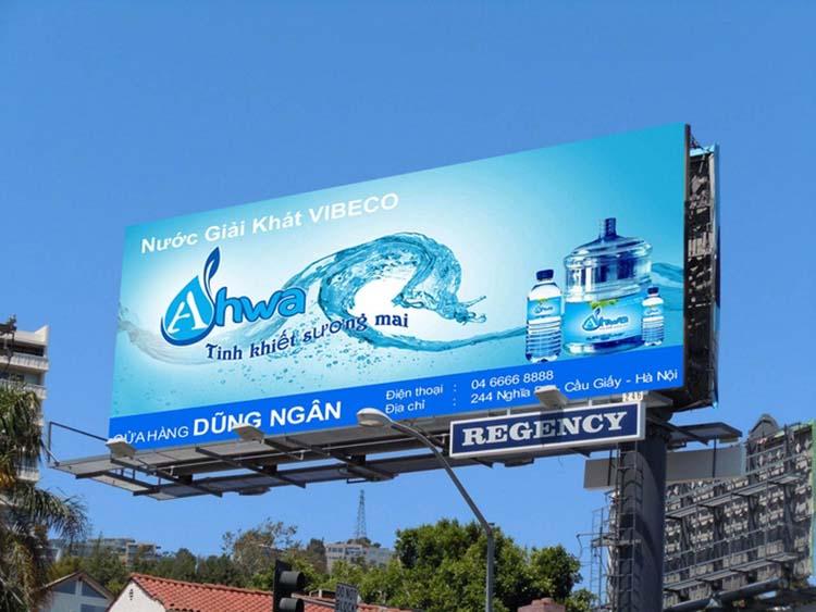 Sao Kim đặt tên thương hiệu cho sản phẩm nước uống tinh khiết.