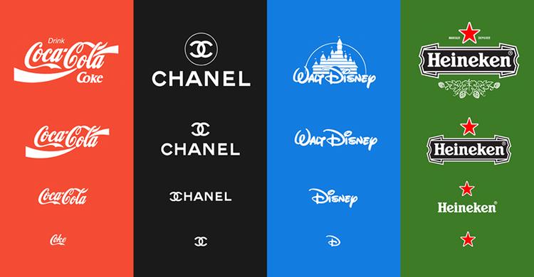 Thiết kế logo biến hình 2019