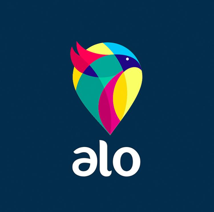 Thiết kế logo hình học thân thiện hơn 2019