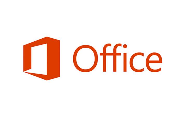 Logo Office ba chiều của Microsolf.