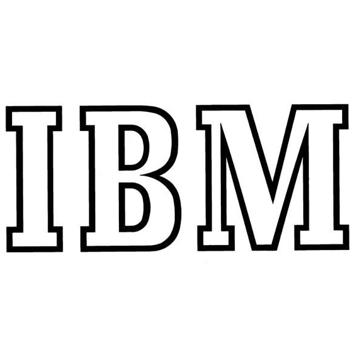 Mẫu thiết kế IBM năm 1946.