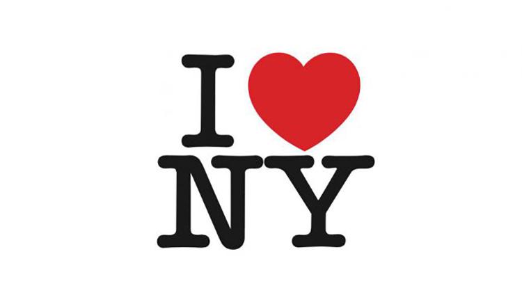 Năm 1977, Milton Glaser đã thiết kế logo I Love New York ở phía sau xe taxi, với mức phí bằng 0.