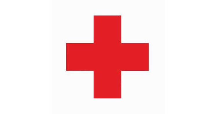 Biểu tượng chữ thập đỏ năm 1864.