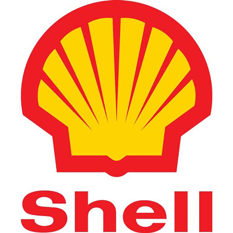 Mẫu thiết kế logo của Shell năm 1995.