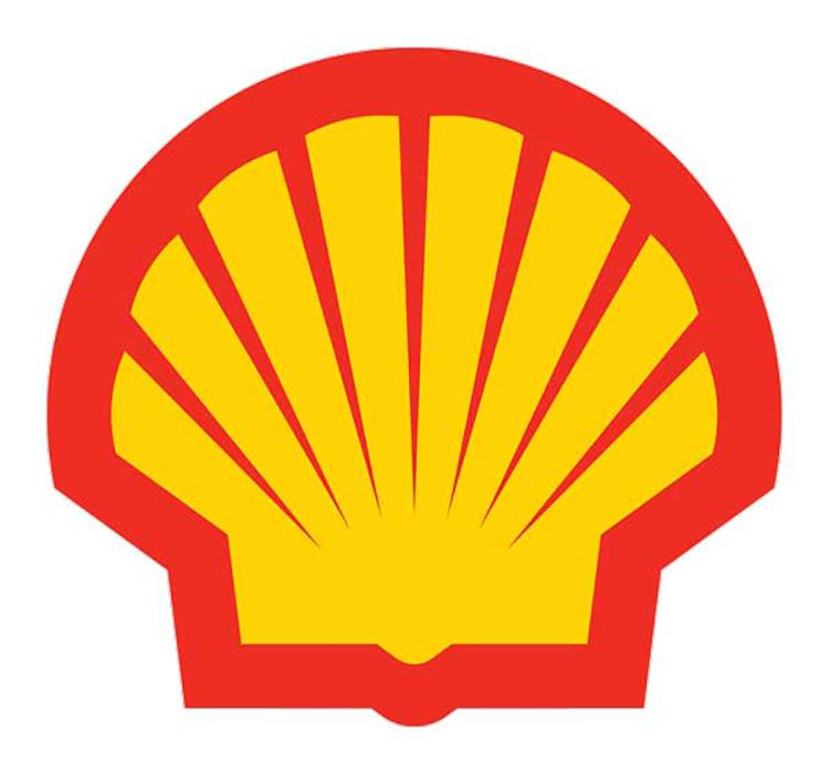 Mẫu thiết kế logo của Shell năm 1999.