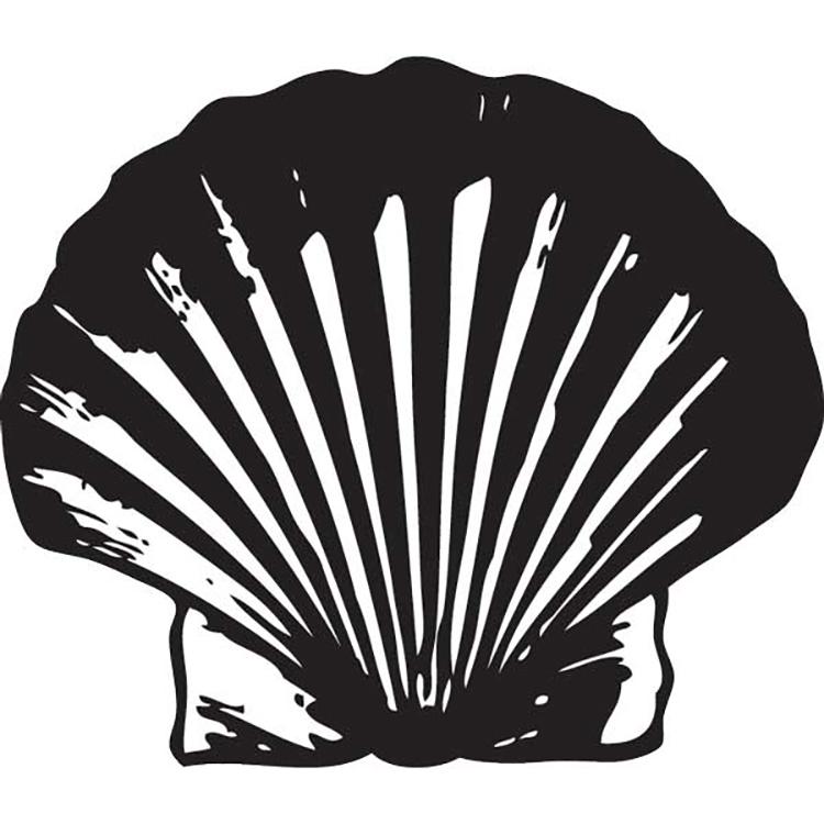 Mẫu thiết kế logo của Shell năm 1909.