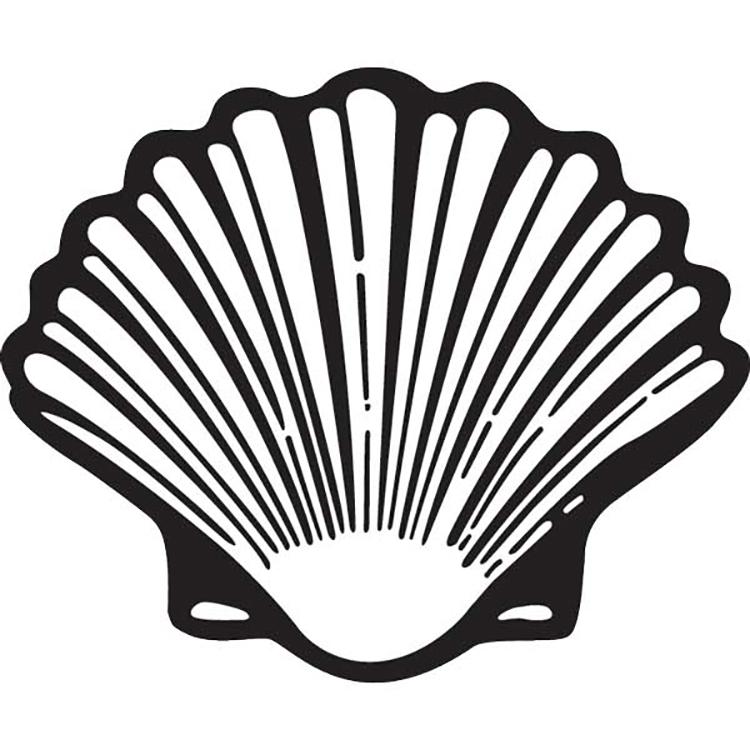 Mẫu thiết kế logo của Shell năm 1930.