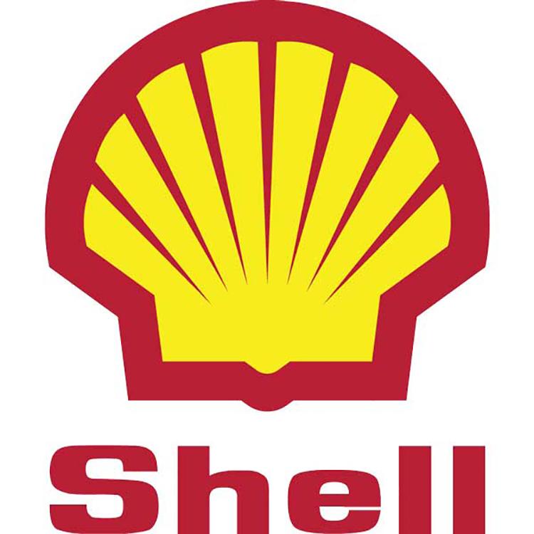Mẫu thiết kế logo của Shell năm 1971.