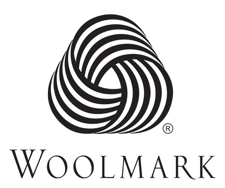 Logo Woolmark được thiết kế vào năm 1963.