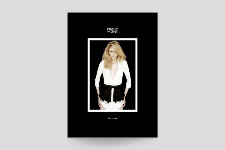 Thiết kế catalogue của Friend of Mine.