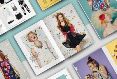 Mẫu thiết kế catalogue đẹp để tham khảo.