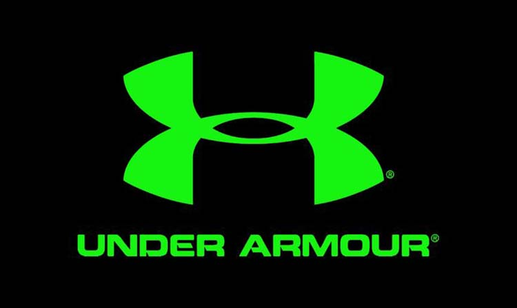 Thiết kế logo của Under Armour.
