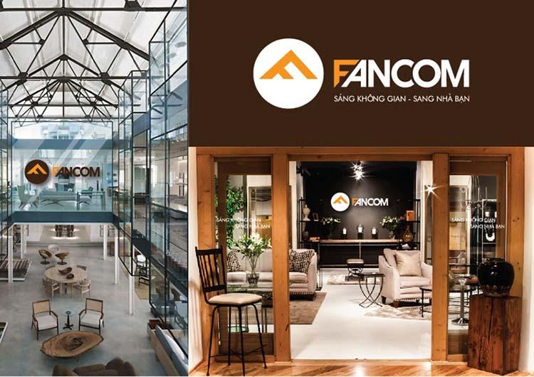 Sáng tạo thương hiệu nội thất Fancom của Sao Kim.