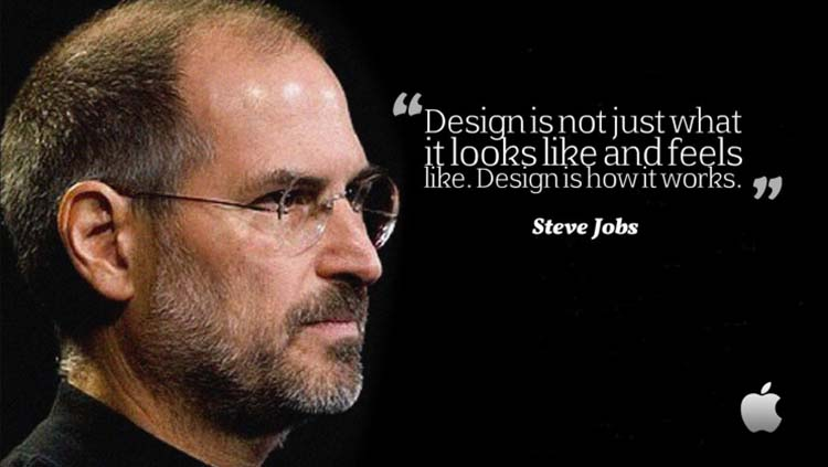 steve jobs, ông chủ của apple.