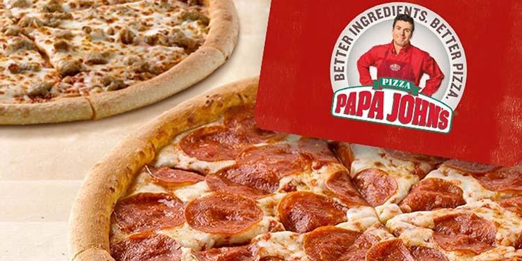Nhờ định vị tốt Papa John đã trở thành 1 thương hiệu pizza dẫn đầu thị trường.