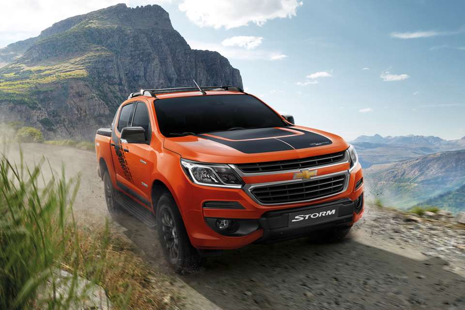 Slogan hay về xe ô tô: Thương hiệu Chevrolet