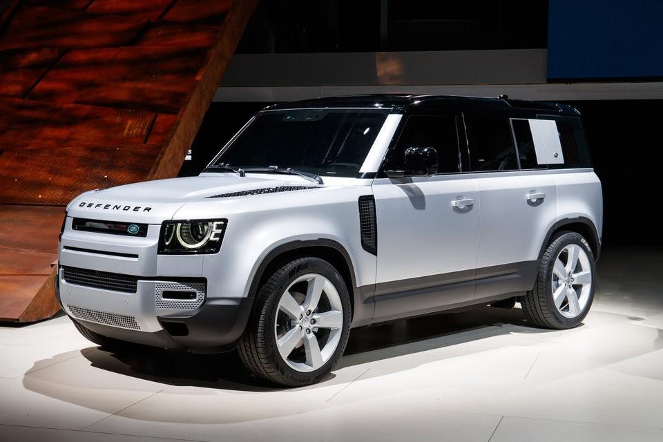Slogan hay về xe ô tô: Thương hiệu Lan Rover