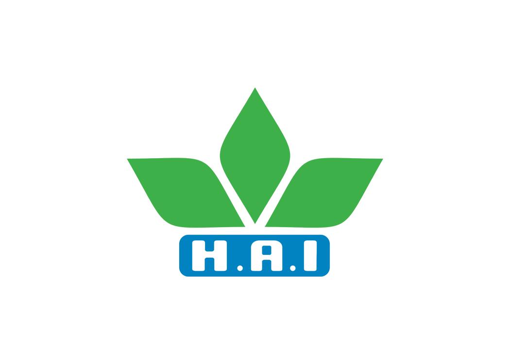 [Saokim.com.vn] Logo thương hiệu Nông dược HAI