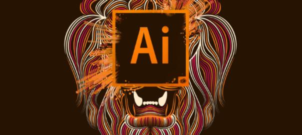 Phần mềm thiết kế logo Adobe Illustrator AI