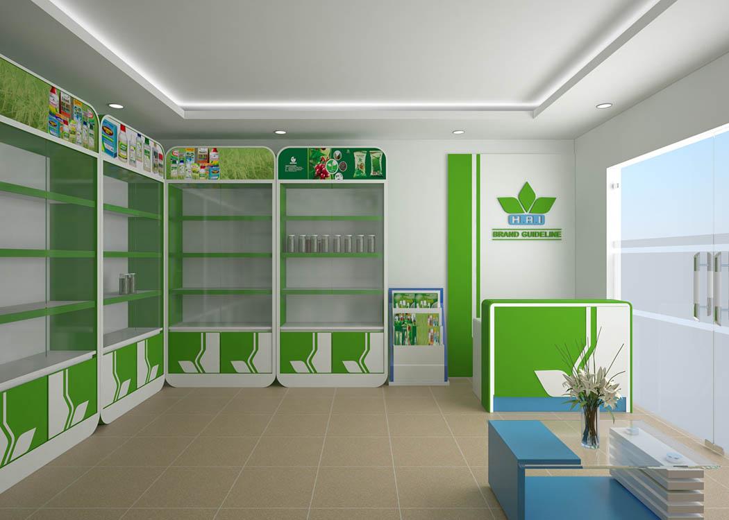 [Saokim.com.vn] Thiết kế tại văn phòng của thương hiệu Nông dược HAI