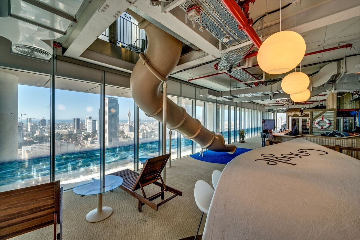 Google Tel Aviv Office 4