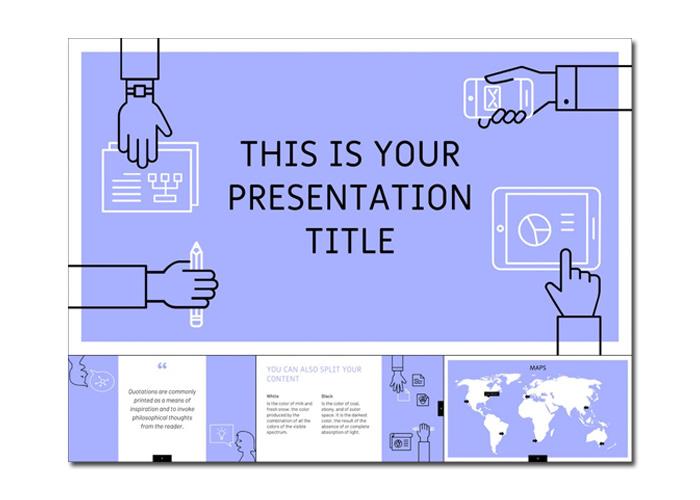 Tải (Download) miễn phí mẫu Slide đẹp dành cho thuyết trình (1)