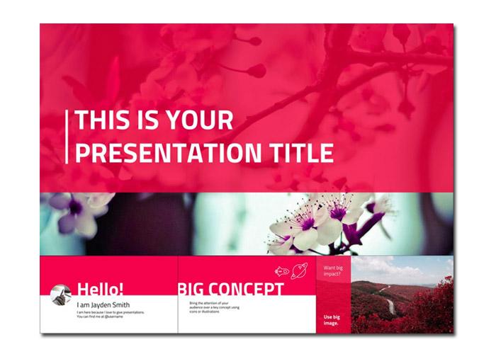 Tải (Download) miễn phí mẫu Slide đẹp dành cho thuyết trình (17)