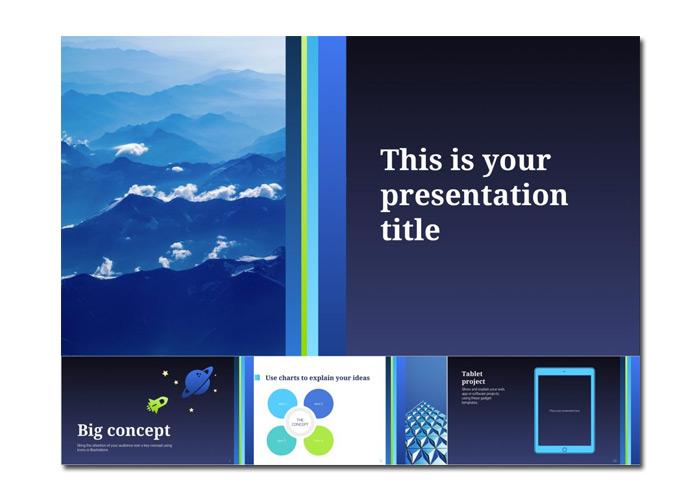 Tải (Download) miễn phí mẫu Slide đẹp dành cho thuyết trình (8)