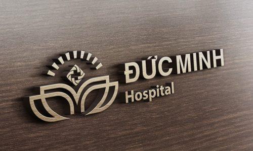 Mẫu thiết kế logo ngành y