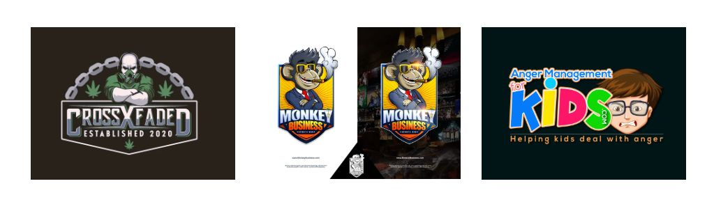 lỗi thiết kế logo kém chất lượng
