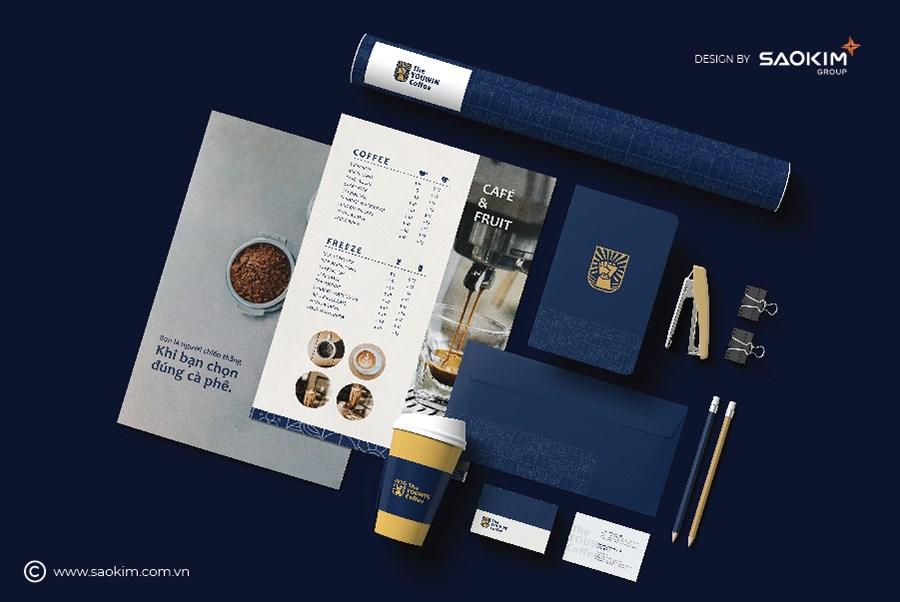 6 bước thiết kế thương hiệu chuẩn quốc tế