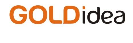 [Saokim.com.vn] Logo của Công ty Thiết kế & Sáng tạo Goldidea